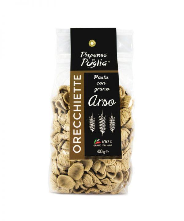 Orecchiette di grano arso Dispensa di Puglia